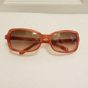 Kate Spade Rachel pink sunglasses